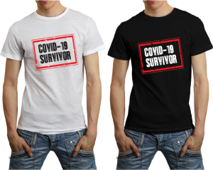 COVID Survivor Mens Tshirt