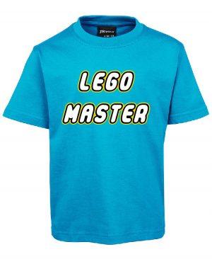 Lego Master Aqua KIDS ONLY Mockup T-shirt