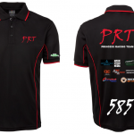 PRT Short sleeve Polo top