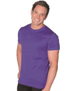 S1NFT purple MODEL Tshirt