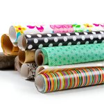 Custom Message and Gift Wrapping Wrapping Paper