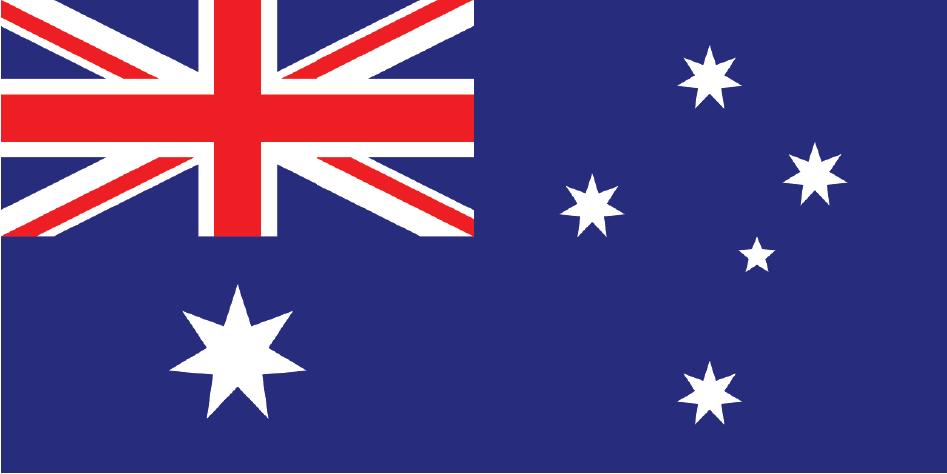 National Australian Flag