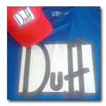Examples of Custom prints and stickers - Vinyl Print Duff