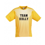 Yellow Sports day top