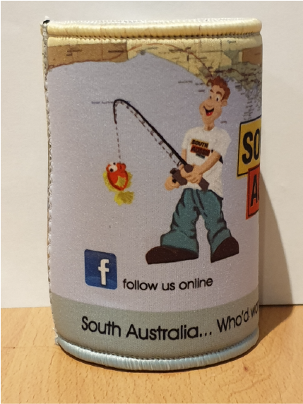 SOUTH AUSSIE WITH COSI STUBBY HOLDER